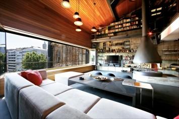 Karakoy Loft by Ofist (1)