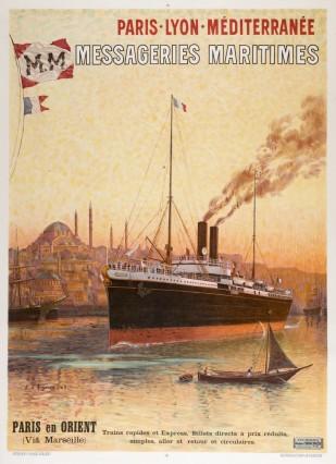 Compagnie_des_Messageries_Maritimesin_Deniz_Tasimacili_+Sirketi_afisi_Cizim_Eugène_dArgence_1909_Pierre_de