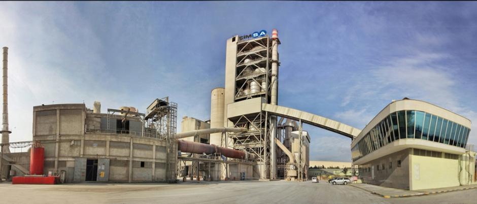 Çimsa Eskişehir Fabrikası