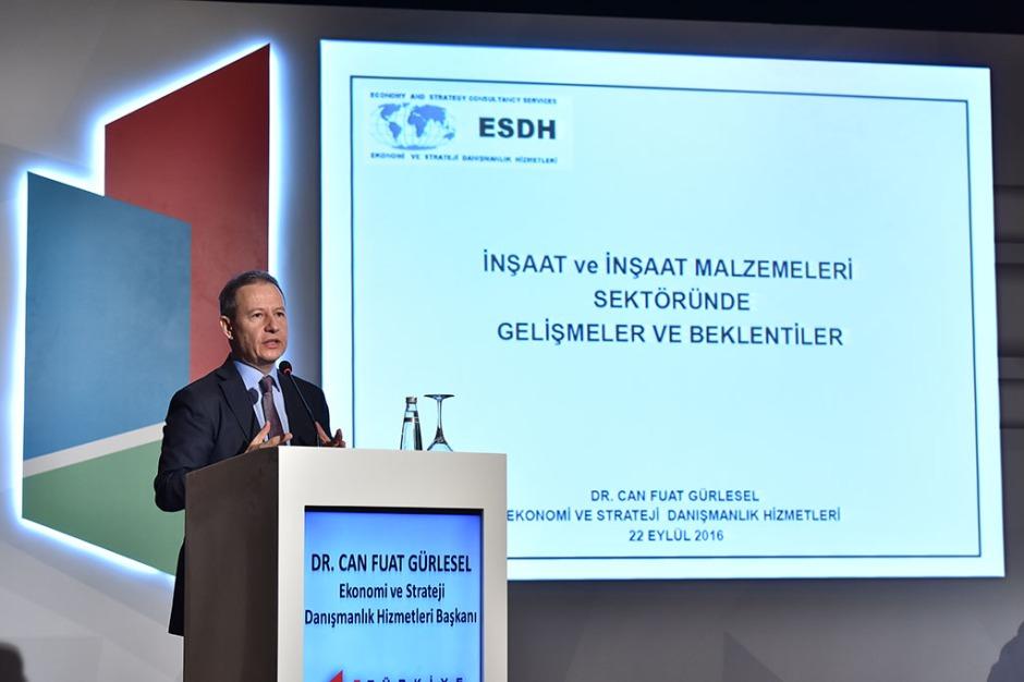 Türkiye İMSAD Ekonomi Danışmanı Dr. Can Fuat Gürlesel