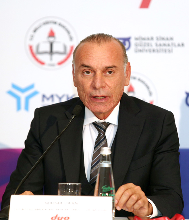 DYO Boya Fabrikaları Başkan Yardımcısı ve Genel Müdürü Serdar Oran