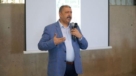 Bursa Çimento Genel Müdürü Osman Nemli