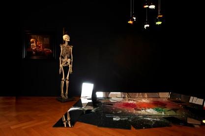 Jan Kuck, Certainty describes the death of hope 1, 2014