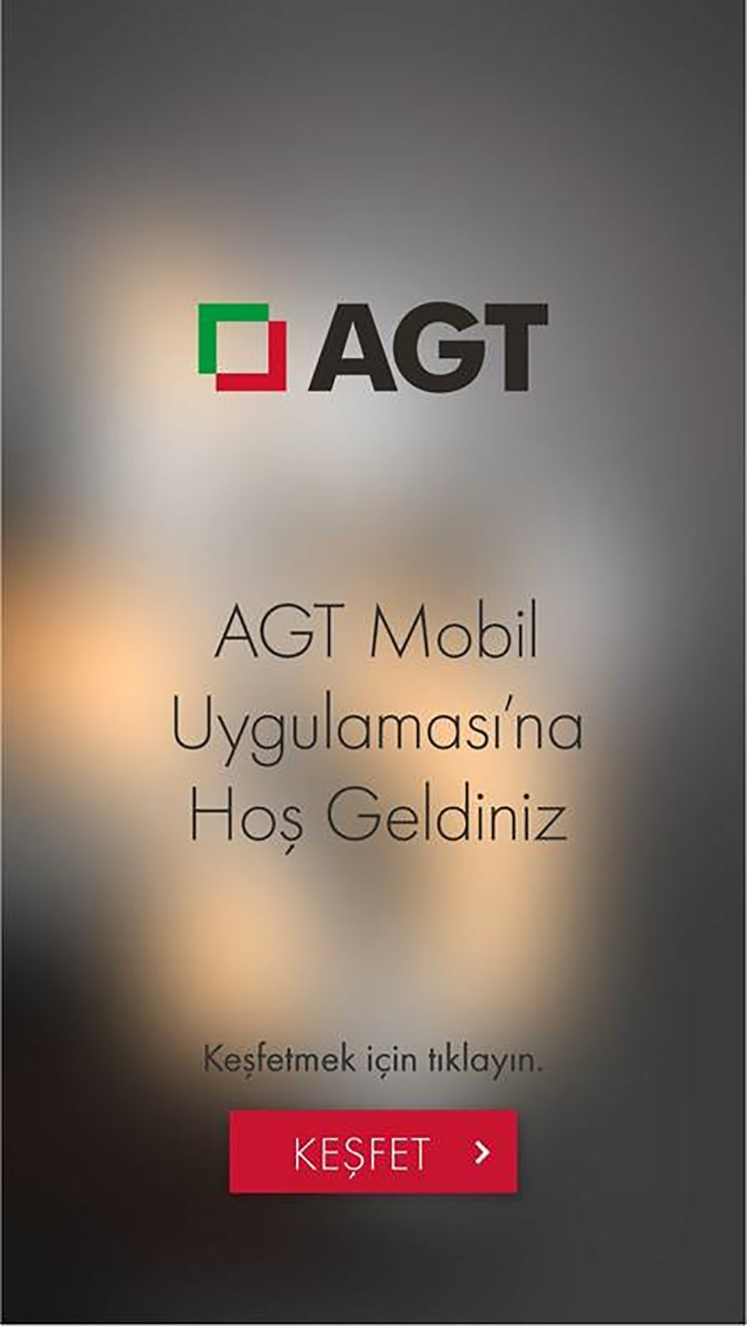 (AGT)'den Sektöründe İlk: Dijital Platform Projesi