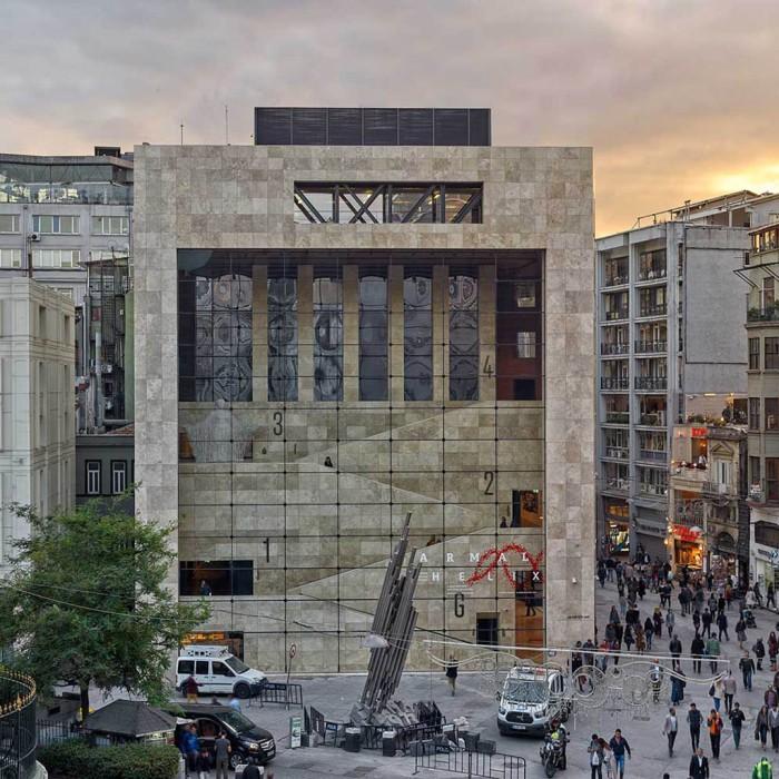 [Proje]: Yapı Kredi Kültür Sanat
