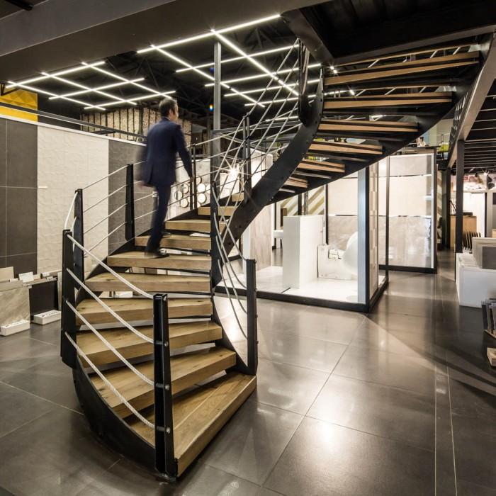 [Proje]: SEN Yapı Mağazası & Yapı Malzemeleri Kütüphanesi
