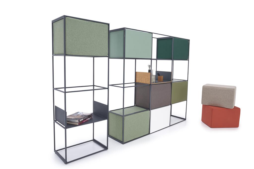 PUZZLE Yapısıyla Ofislerin Enerjisini Yükselten Tasarım: Piuma