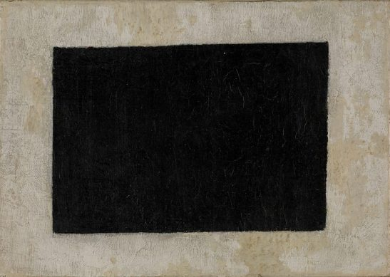 Kazimir Malevich (1879–1935) Siyah Dikdörtgen, 1915