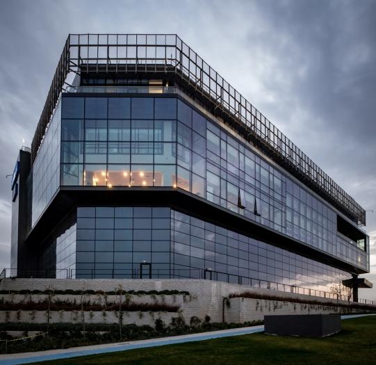 [Proje]: Kordsa Global-Sabancı Üniversitesi Kompozit Teknolojileri Mükemmeliyet Merkezi