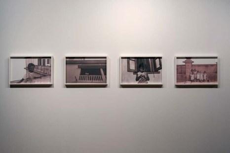 Rankin Street 1953, Blueprints [Rankin Sokağı 1953, Sokak Planları] işinden detay, 2013