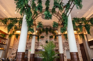 greenery on ceiling_credit drew katz (2)
