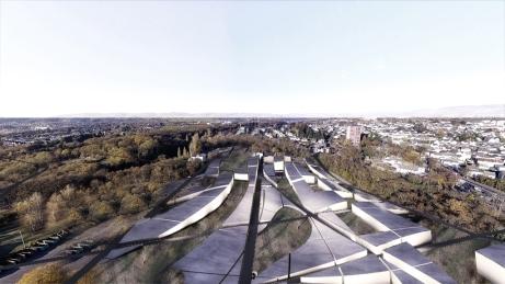 I4.0 Valley Masterplan, Neuwied, Almanya, 2019