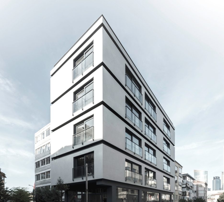 13- Hub Micro Housing, Istanbul, Turkey, 2013