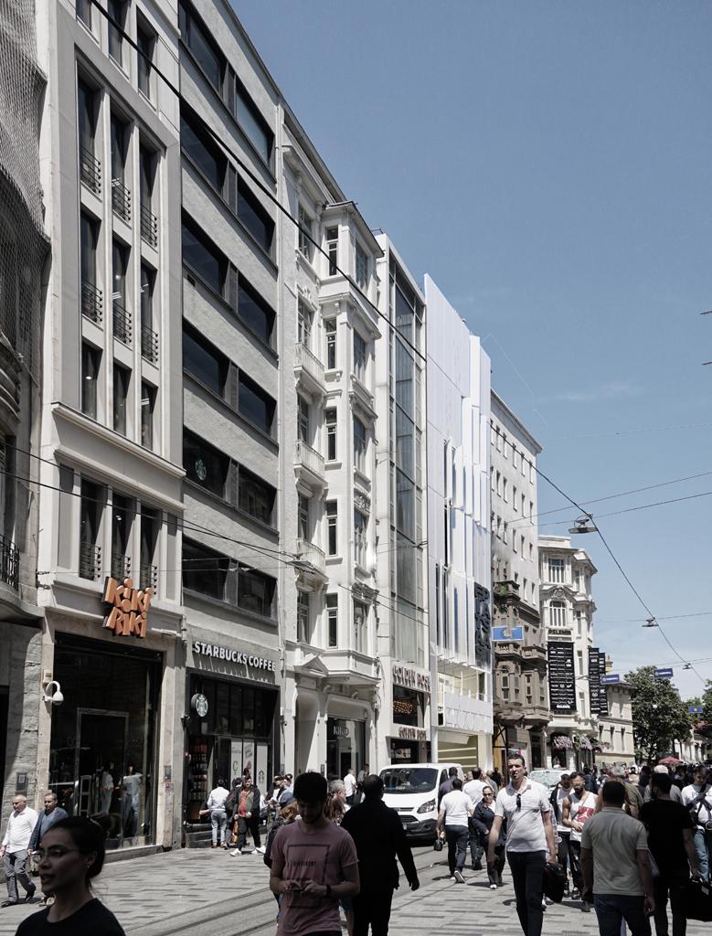 Fitaş Pasajı, İstanbul, 2019