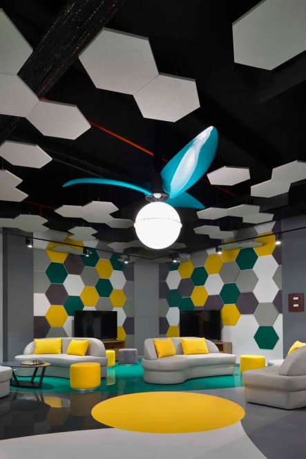 [Proje]: Wilo Pompa Merkez Ofis Eğlence ve Dinlenme Alanı