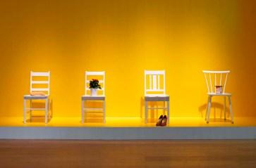 George Brecht- Sandalye Olayları,1969 (Fotoğraf: Hadiye Cangökçe)