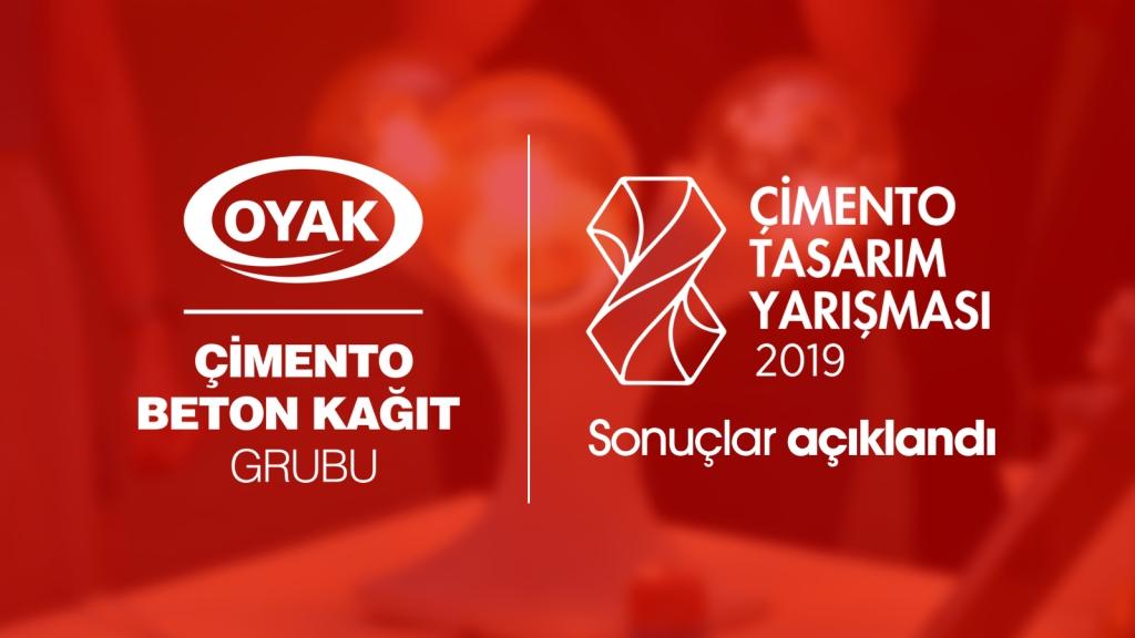 (OYAK) Çimento Tasarım Yarışması'nın KAZANANLARI Açıklandı!