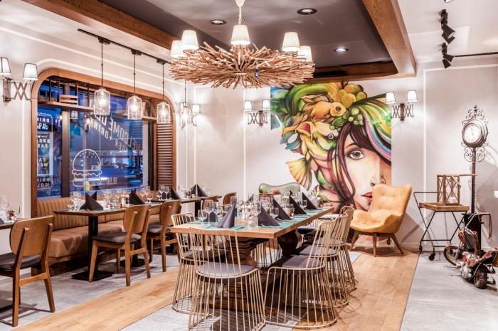 [Proje]: eNDi Burger & Coffee House