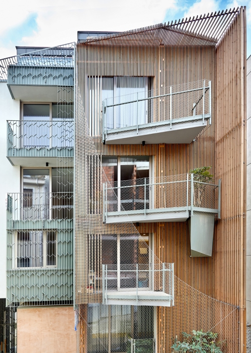 [Proje]: Kayıklar Apartmanı