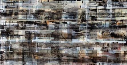 1567687439_simsiz_1.3_Untitled_1.3_2019_177_x344_cm_Tuval___zerine_ya__l__boya_oil_on_canvas_Sanat_____Koleksiyonu