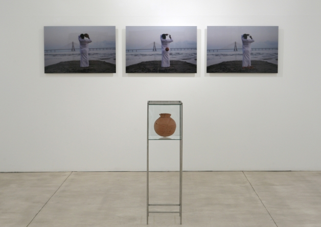 "Untitled (from the show ""the pieces earth took away""), 2012 SHET/I 4"