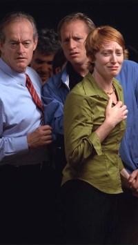 Bill Viola, Gözlem, 2002, Düz panel ekranda renkli yüksek çözünürlüklü video. Fotoğraf: Kira Perov