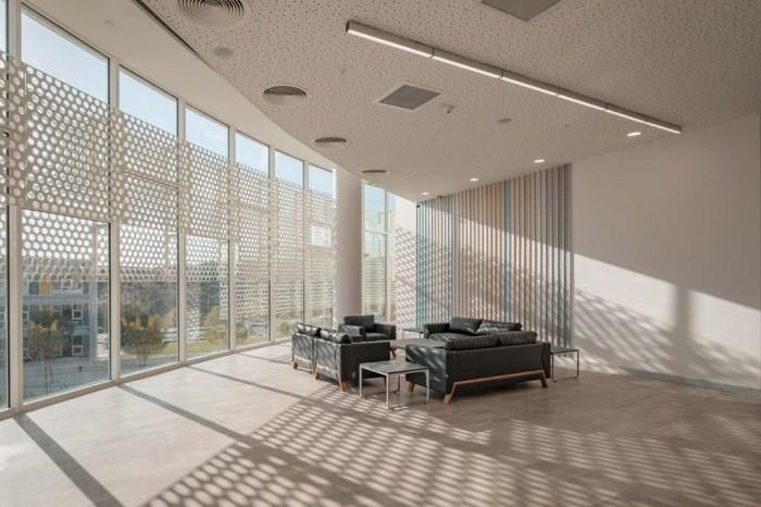 [Proje]: Çankaya Üniversitesi Merkez Kampüsü Kongre ve Kültür Merkezi