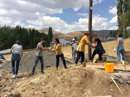 Ketenci Yenileme ve Bahçe Projesi